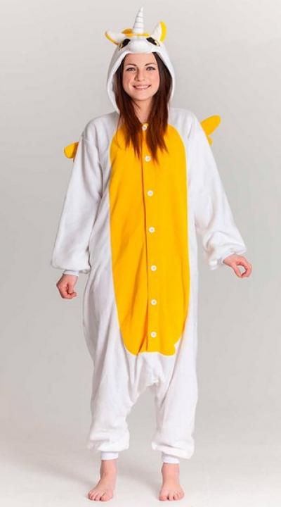 Желтый пегас